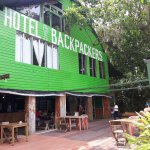 Photo de Hotel Backpackers