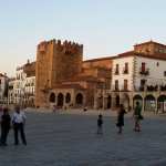 Cáceres. Centro histórico 14