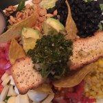 Chopped Brazilian salad: $12, big!