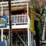 Street view coffee shop
