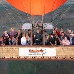 Foto de Hot Air Balloon Gold Coast