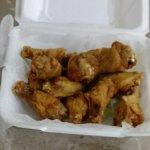 lemon pepper wings to go - late night snack