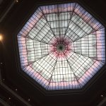 Dome in the lobby