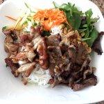 Grilled Pork & Chicken Vermicelli
