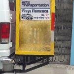 Transporte de Culebra a Playa Flamenco