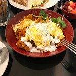 Tratto restaurant has great food and makes breakfast convenient!