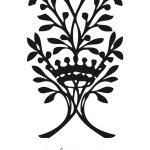 L'élégant logo du château de Selles sur Cher XVIIe siècle