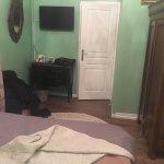 Voilà les photos d'une chambre à 111 € la nuit