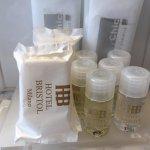 Hotel Bristol Milano - dettaglio bagno