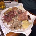 Köstliche Schweinerei... Nix für Vegetarier