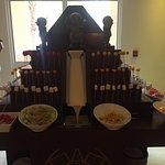 Chocolate fountain for the kids (and adults)