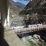 The River by Manikaran Gurudwara