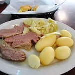 St Patrick's Day Special - Corned Beef and Cabbage - So Good!!!!