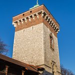 Kraków - The Florian Gate