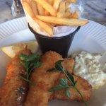 Cod goujons....yummy