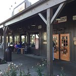 Cracker Barrel Old Country Store.