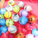 Waterballon activities