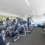 Resort Gym with latest equipment