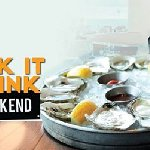 Oysters and Champagne all weekends