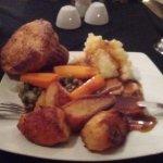 Sunday Roast Diiner