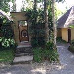 Entrance to Villa(room)