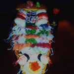 Bateau Sushi Sashimi Maki