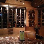 Wide variety of wine selection