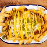 Loaded fries!