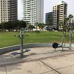 Exercise stations everywhere for free outdoor fitness