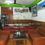 Interior Parts of The kathmandu kitchen
