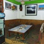sitting place of the kathmandu kitchen
