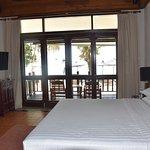 Beach bungalow room