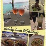 Drinks & food