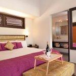 Garden Bungalow Master Bedroom
