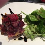 Tatin magret foie gras