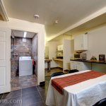 "Kitchen and laundry room reserved for patients of the 'HOPE WELLNESS CENTER"" in Acuna- long stay"