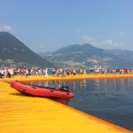 Tour on the Floating Piers - Summer 2016
