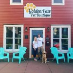 Golden Paw Pet Boutique