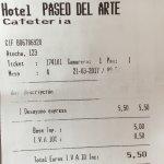 Photo de Hotel Paseo del Arte