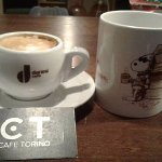 cafe torino mugs