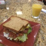 BLT with Egg