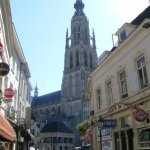 A peaceful Breda City streets.....