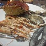 Buffet de la mer le vendredi soir