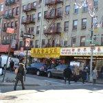 Foto van Chinatown