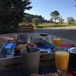 Petit déjeuner nature