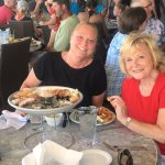 Mom and I for a great lunch!