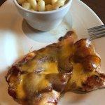 Monterey Chicken with Mac & Cheese