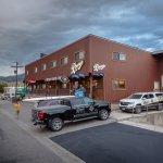 Bozeman Brewing Co. (the Bozone) located in the NW corner of beautiful Bozeman, MT.