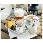 Koffie + coconut latte