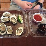 Oysters to go